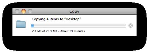 mac os x slow copy file from Samba Server | Tech Kaki | Tips
