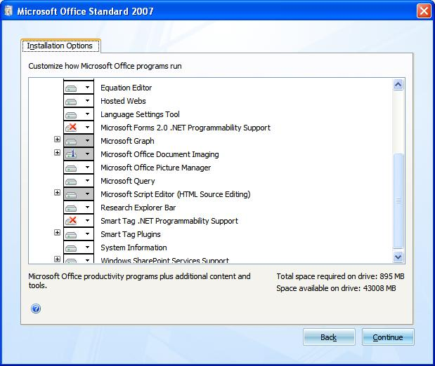 How to open MDI files in Microsoft Office 2007 | Tech Kaki