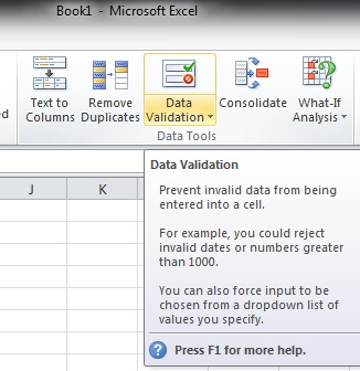 how to create mailing list in microsoft excel 2010